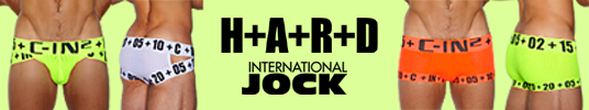 Get your underwear at International Jock. Recommended by Guys' Underwear Blog