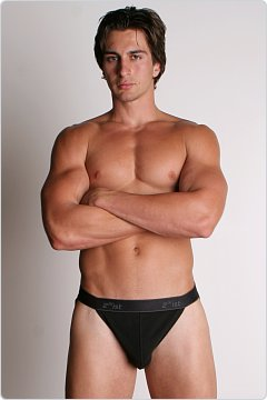2xist Essential Sport Brief Black