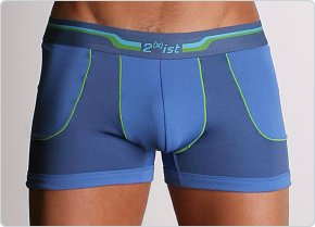 2xist Fusion Trunk Blue