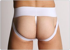 ActiveMan 3-Way Jockstrap White