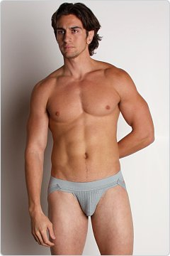 Activeman Heather Grey Jock Strap Heather Grey
