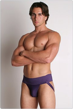 ActiveMan Jockstrap Purple