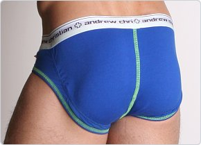 Andrew Christian Flashback Brief Royal
