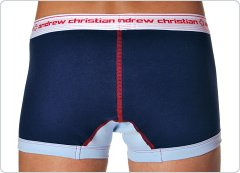 Andrew Christian Show-It Boxer Navy