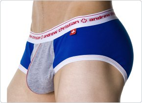 Andrew Christian Show-It Brief Royal