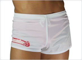 aussieBum Footy Short White