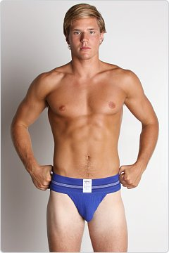Bike Classic #10 Jockstrap Royal Blue