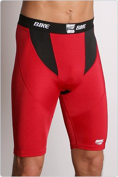 Bike UCS Ultimate Compression Short Red