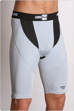 Bike UCS Ultimate Compression Short Silver