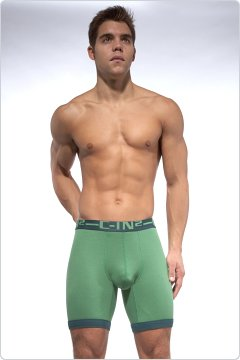C-IN2 Bamboo Rider Shorts Mint Green