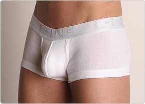 C-IN2 Core Lo No Show Army Sling Trunk White