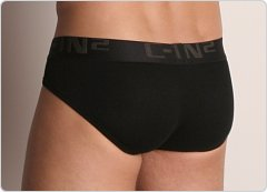 C-IN2 Core Lo No Show Sling Brief Black