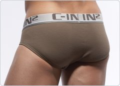 C-IN2 Low No Show Brief Bungee Cord