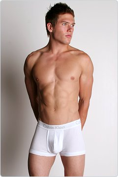 Calvin Klein Body Boost Trunk White
