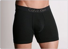 Calvin Klein Body Boxer Brief Black
