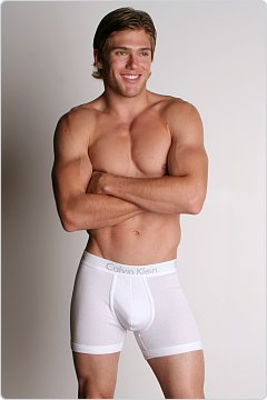 Calvin Klein Body Boxer Brief White
