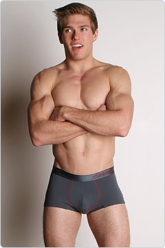 Calvin Klein Pro Stretch Reflex Low Rise Trunk Eclipse