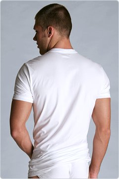Calvin Klein Steel Cotton Crew Neck