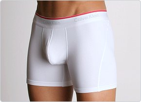 Calvin Klein Tech Active Boxer Brief White