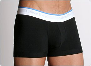 Calvin Klein Tech Cool Trunk Black