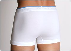 Calvin Klein Tech Cool Trunk White