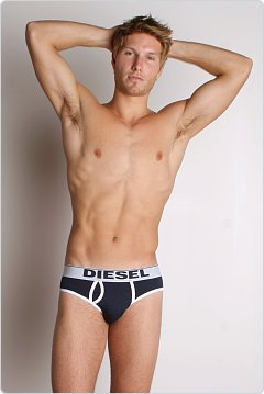 Diesel Lukex Brief Navy