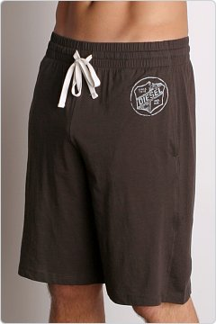 Diesel Volley League Pafri Shorts Brown