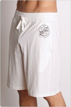 Diesel Volley League Pafri Shorts Cream