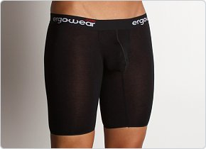 Ergowear MAX Light Midcut Boxer Black