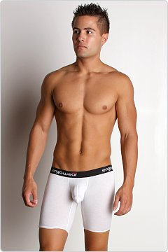 Ergowear MAX Light Midcut Boxer White