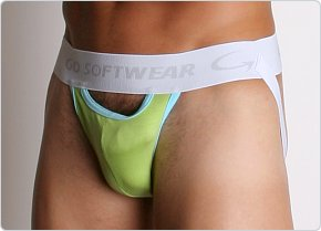 Go Softwear Scoop Jock Kiwi/Ice Berry