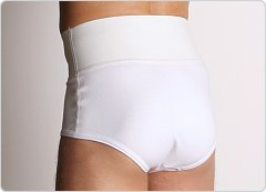 Go Softwear Waist Eliminator White