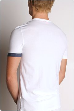 Hugo Boss Innovation Logo T-shirt White