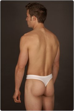 JM Athletix Thong