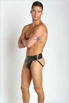 JT Heavy Duty Rubber Jockstrap