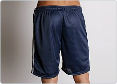 LASC Mesh Sports Shorts Navy