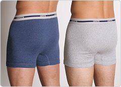 Levi's Originals 2-Pack Trunk Navy & Grey