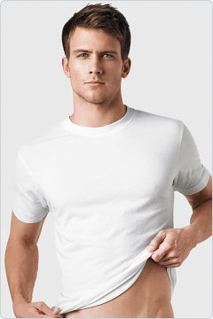 Levi's Originals 3-Pack Crew Neck Shirt
