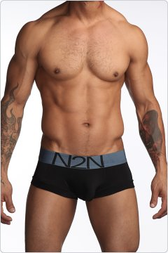 N2N Luxe Trunk Black