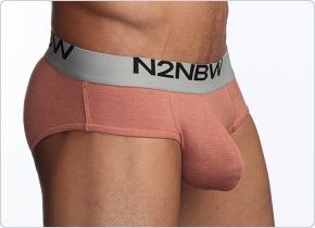 N2N Mojave Brief Rust