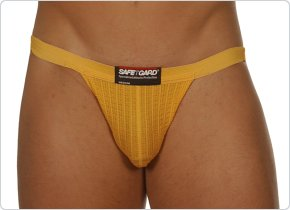 Safe-T-Gard Gold Swim Supporter