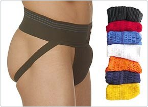 Safe-T-Gard Jockstraps in Colors