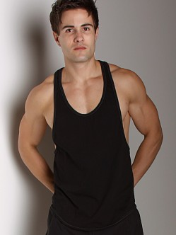 Go Softwear T-Back Muscle Tank Charcoal
