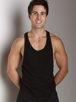 Go Softwear T-Back Muscle Tank Black