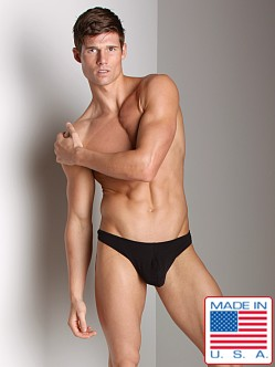 Go Softwear C-Ring Thong Black