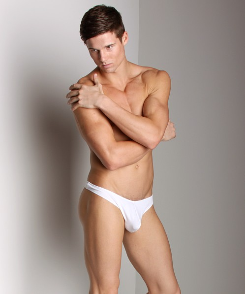 Go Softwear C-Ring Thong White