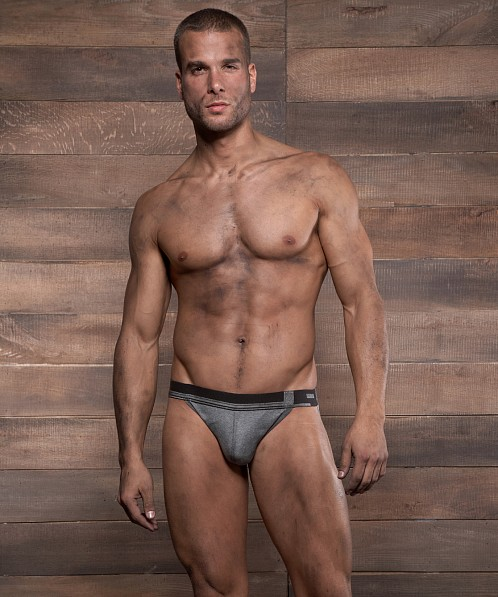 C-IN2 Filthy Jock Charcoal Heather