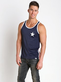 Pump! Star 16 Tank Top Red/White/Blue