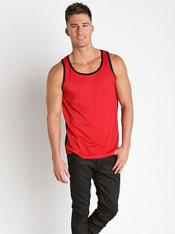 Pump Falcon 18 Mesh Tank Top Red/Black