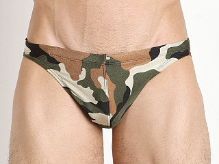 You may also like: LASC St. Tropez Low Rise Swim Brief Camouflage